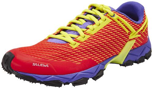 Chaussures Pro Course Sonic Salomon, Chaussures De Course Des Femmes Rouges 42 2016